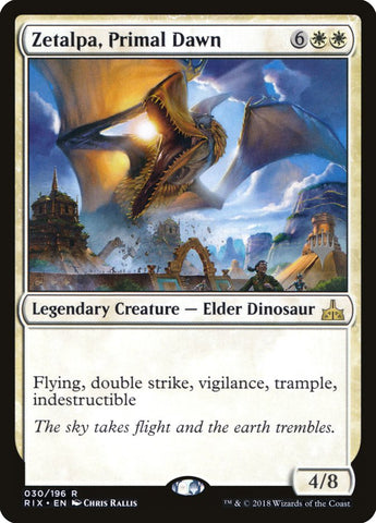 Zetalpa, Primal Dawn [Promo Pack: Core Set 2020]