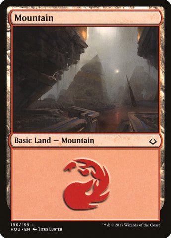 Mountain (196) [Hour of Devastation]
