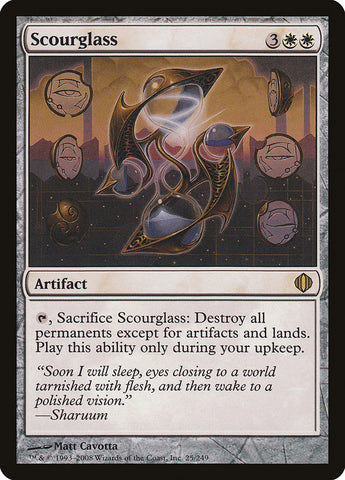 Scourglass [Shards of Alara]