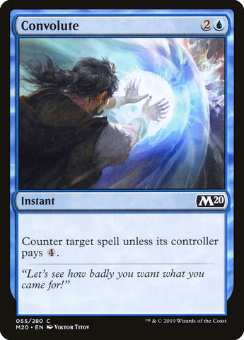 Convolute [Core Set 2020]