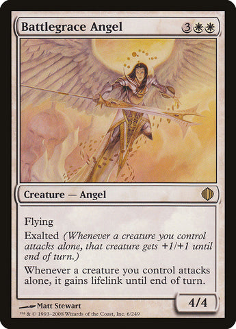 Battlegrace Angel [Shards of Alara]