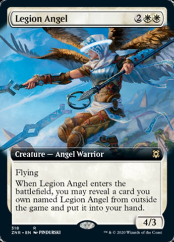 Legion Angel [Zendikar Rising]