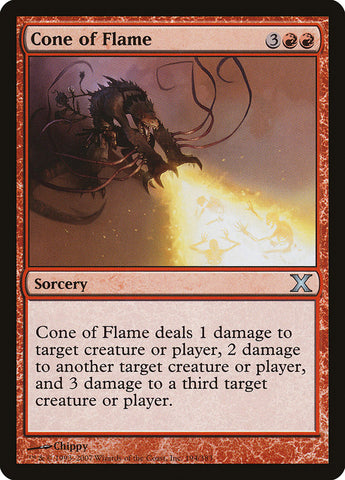 Cone of Flame [10th Edition]