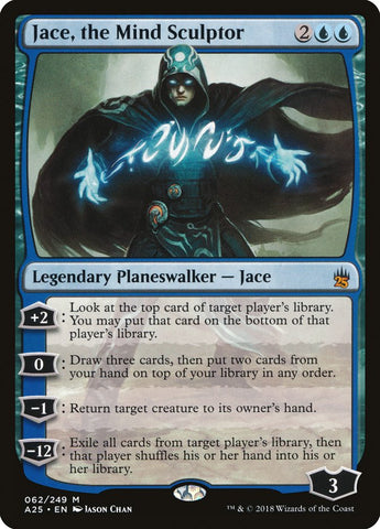 Jace, the Mind Sculptor [Masters 25]
