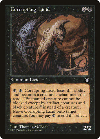 Corrupting Licid [Stronghold]