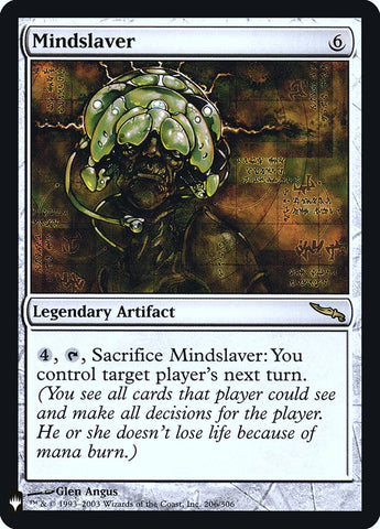 Mindslaver [Mystery Booster: Retail Exclusives]