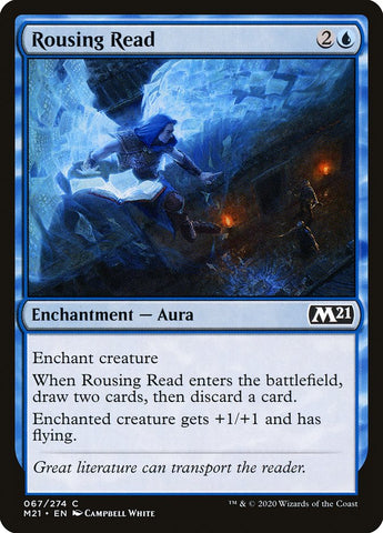 Rousing Read [Core Set 2021]