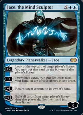 Jace, the Mind Sculptor [Double Masters]