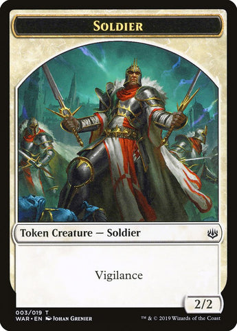 Soldier Token [War of the Spark]