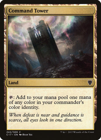 Command Tower [Commander 2017]