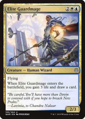 Elite Guardmage [War of the Spark]