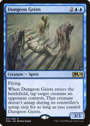 Dungeon Geists [Core Set 2020]