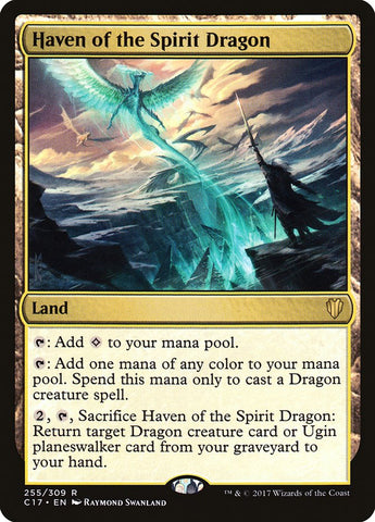 Haven of the Spirit Dragon [Commander 2017]
