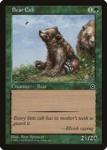Bear Cub [Portal Second Age]