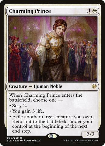 Charming Prince [Throne of Eldraine]