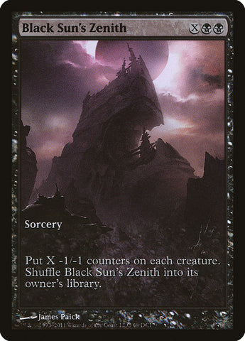 Black Sun's Zenith [Game Day & Store Championship Promos]