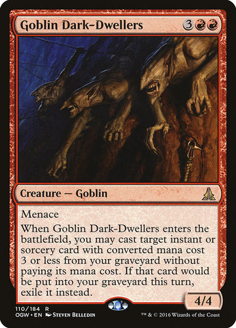 Goblin Dark-Dwellers [Oath of the Gatewatch]