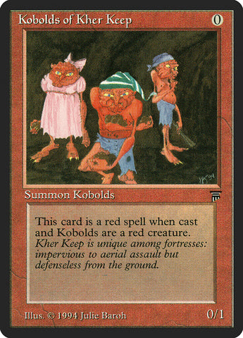 Kobolds of Kher Keep [Legends]