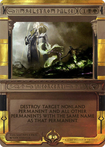 Maelstrom Pulse [Masterpiece Series: Amonkhet Invocations]