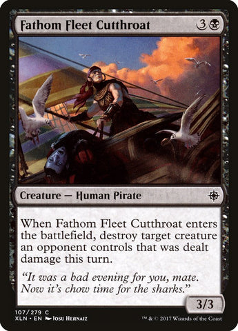 Fathom Fleet Cutthroat [Ixalan]