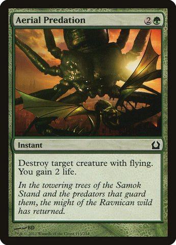 Aerial Predation [Return to Ravnica]