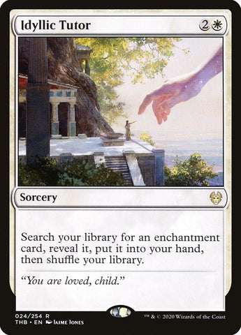 Idyllic Tutor [Theros Beyond Death]
