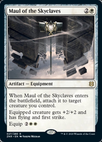 Maul of the Skyclaves [Zendikar Rising]