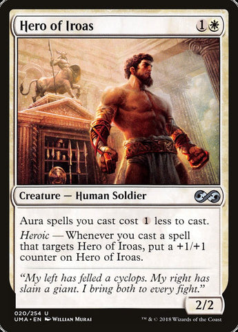Hero of Iroas [Ultimate Masters]