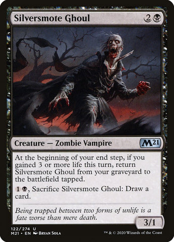 Silversmote Ghoul [Core Set 2021]