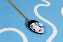Load image into Gallery viewer, Pierrot Pendant