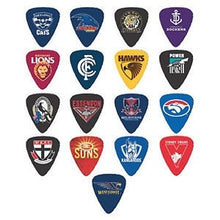 Load image into Gallery viewer, Official AFL Guitar Picks 5 Pack Licensed BNIP