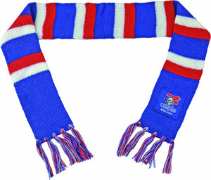 Newcastle Knights Official NRL Baby Infant Winter Scarf