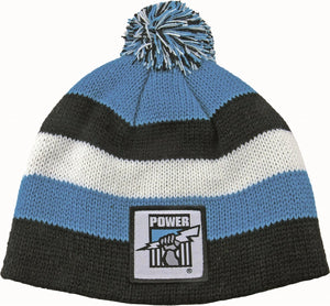 Port Adelaide Power Official AFL Chunky Knit Baby Infant Beanie