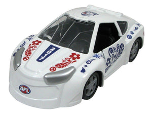 Western Bulldogs 2017 Official AFL Team Logo Collectable Car