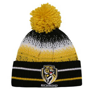 Richmond Tigers Official AFL Youth Supporter Beanie