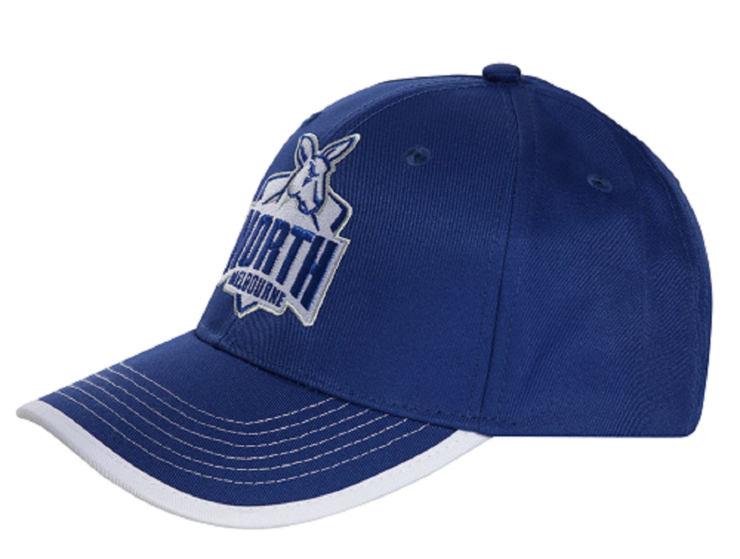 North Melbourne Kangaroos AFL Official Youth Cap AF6628