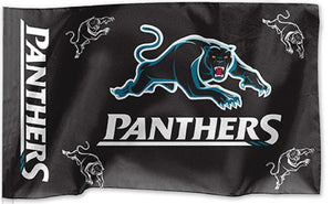 Penrith Panthers NRL Official Medium Team Flag