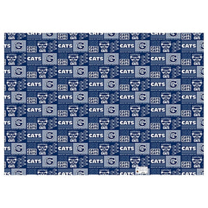 Geelong Cats Official AFL Wrapping Paper Giftwrap