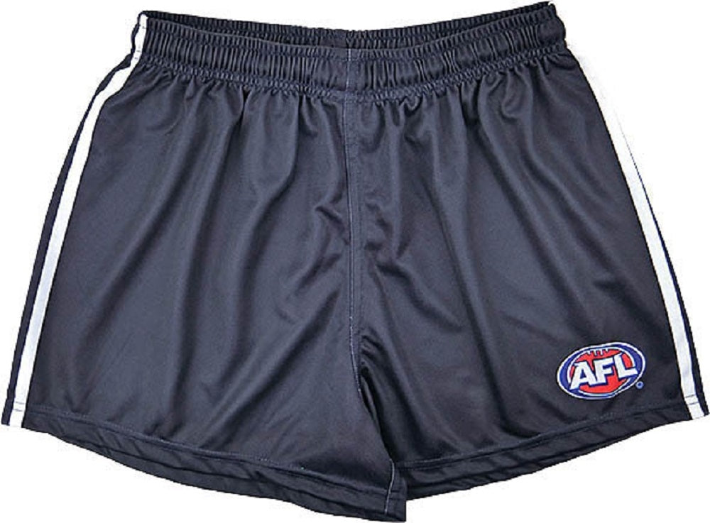 Carlton Blues Official AFL Replical Youths Football Shorts