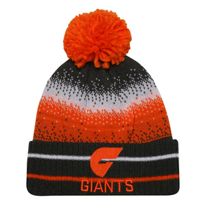 Greater Western Sydney Giants Official AFL Youth Supporter Beanie