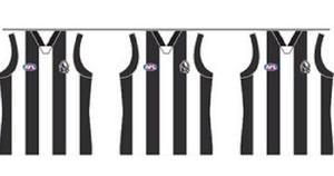 Collingwood Magpies 5 Metres Official AFL Team Party Bunting