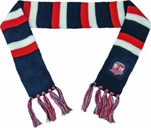 Sydney Roosters Official NRL Baby Infant Winter Scarf