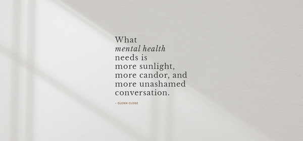 World Mental Health Day 2020: Part One