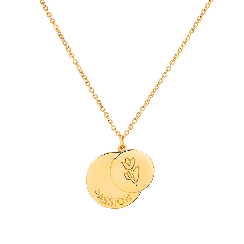 Gold Passion Necklace
