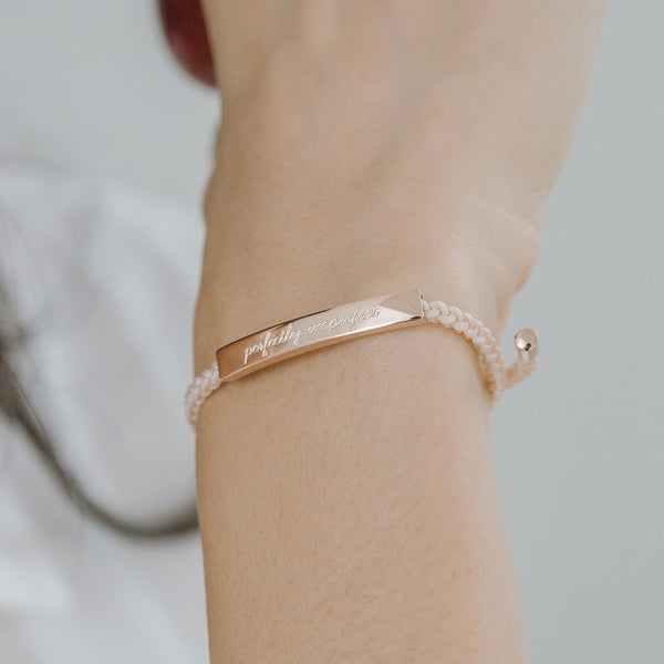 Rose Gold Perfectly Imperfect in Natural