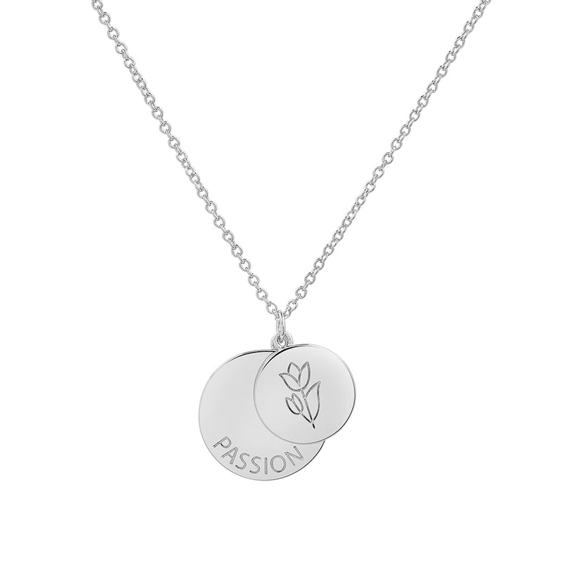 Silver Passion Necklace