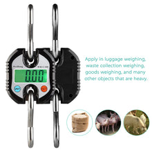 Load image into Gallery viewer, 150kg Double range Scale Digital Hanging Scale