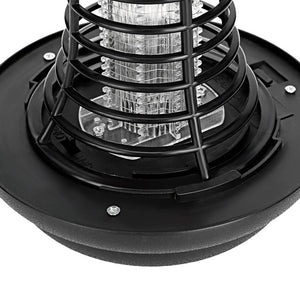 4Pcs LightMe Solar Powered Bug Zapper Insect