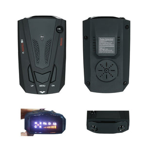 Car 16 Band V7 GPS Speed measuring radar detector