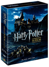 Load image into Gallery viewer, Harry Potter Collezione Completa (8 Dvd) Series